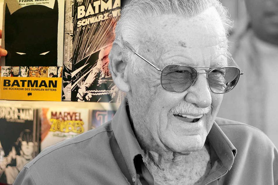 Marvel-Schöpfer Stan Lee ist tot!
