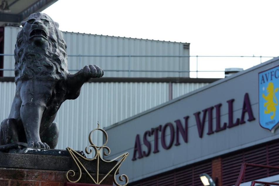 War für insgesamt vier Jahre das Wohnzimmer von Atkinson: Der Villa Park von Aston Villa.