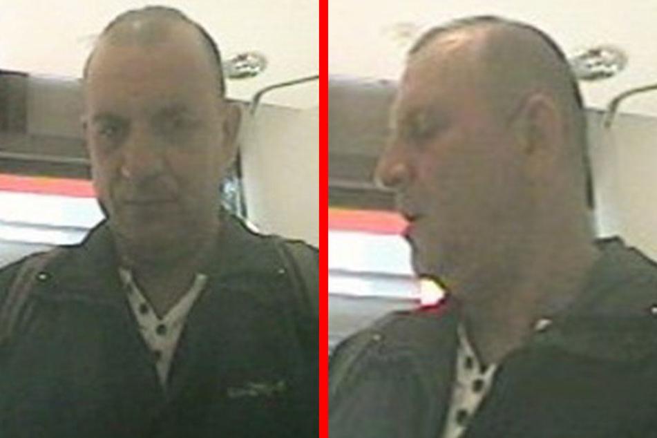 Dieser Mann soll in Berlin-Lichtenberg mit einer gestohlenen EC-Karte Geld abgehoben haben.