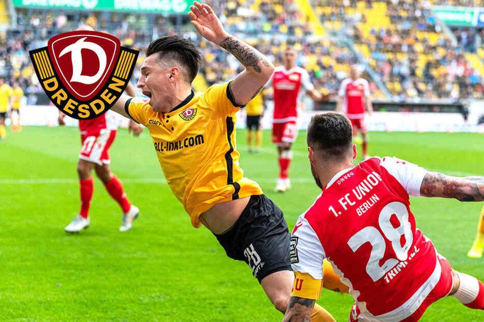 Dynamo Dresden: Dribbeln, wirbeln, jammern! Atik lebt seine Emotionen