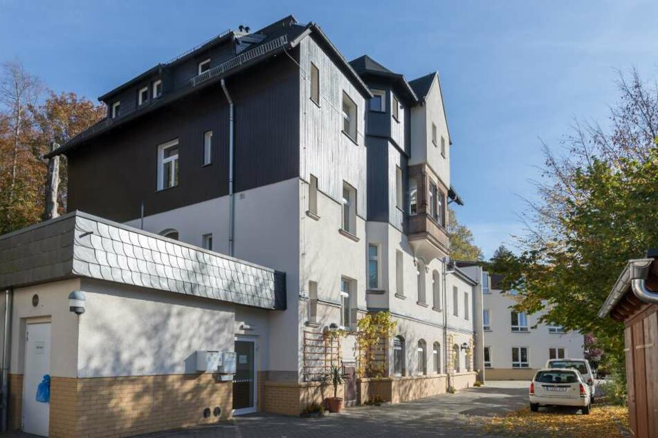 """In der Chemnitzer """"Suchtklinik Magdalenenstift"""" werden neben Porno- auch Alkohol und Medikamentenabhängige behandelt."""