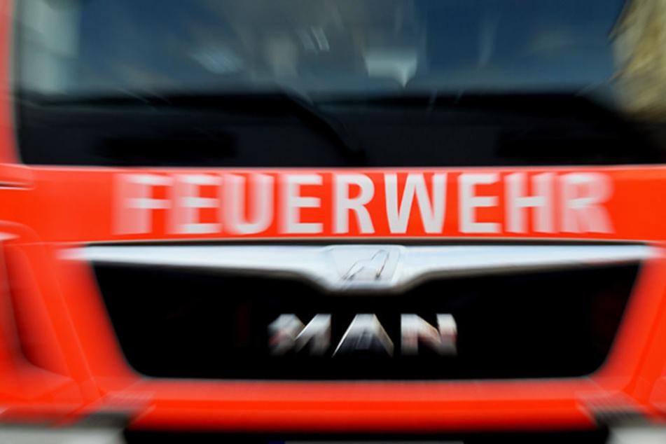 Am Silvesterabend retteten Feuerwehrleute zwei bewusstlose Menschen bei einem Wohnhausbrand in Mannheim. (Symbolbild)