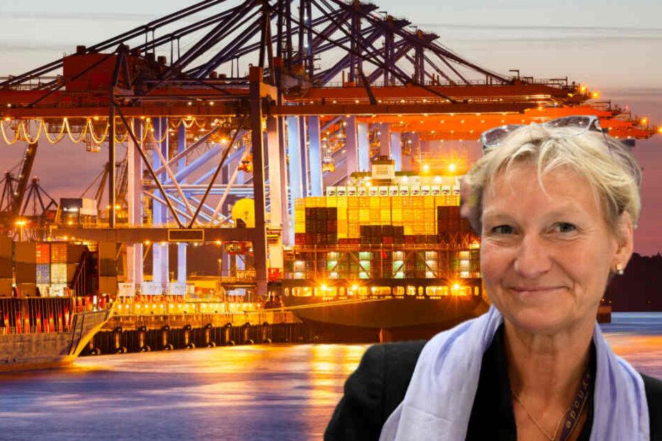 """Hamburg: Bischöfin regt im TV zum Nachdenken an: """"Ohne Seeleute wären die Regale in den Geschäften leer"""""""