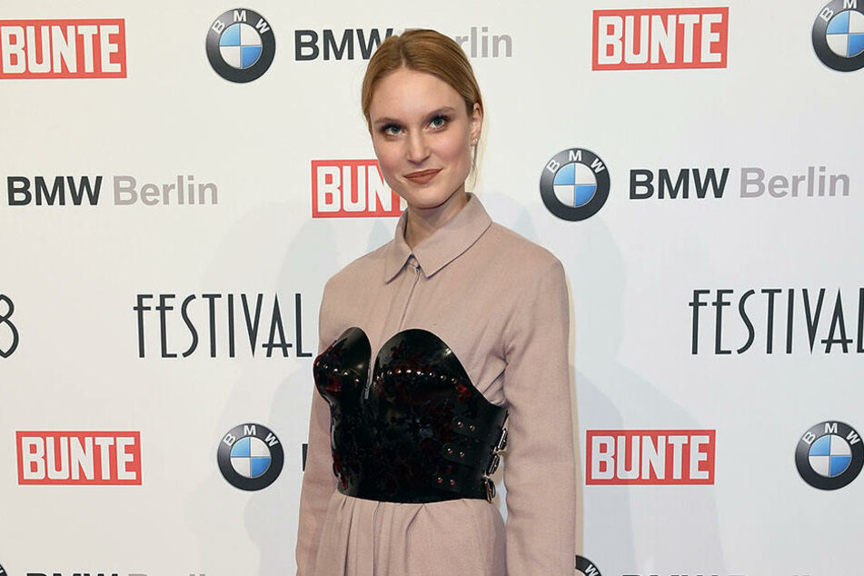 """Kim Hnizdo gewann 2016 die Castingshow """"Germany's next Topmodel""""."""