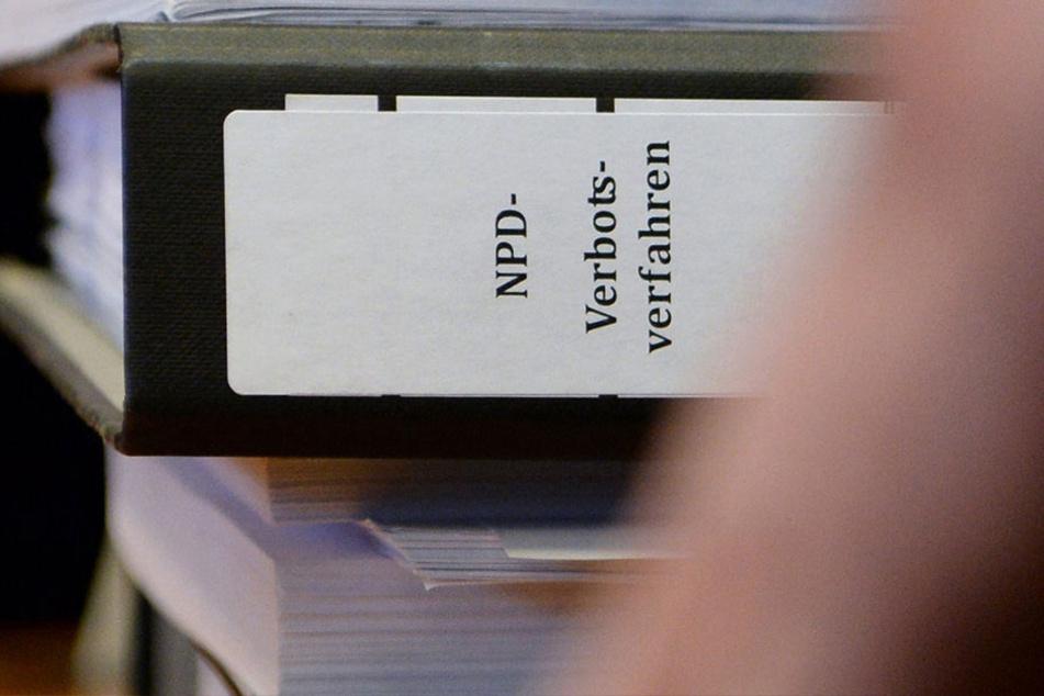 Das Bundesverfassungsgericht entscheidet am Dienstag darüber, ob die NPD verfassungswidrig ist.