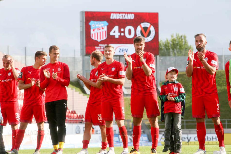 Der FSV Zwickau spielt schon das vierte Jahr in der dritten Liga und konnte erst am Samstag einen Sieg gegen Viktoria Köln einfahren.
