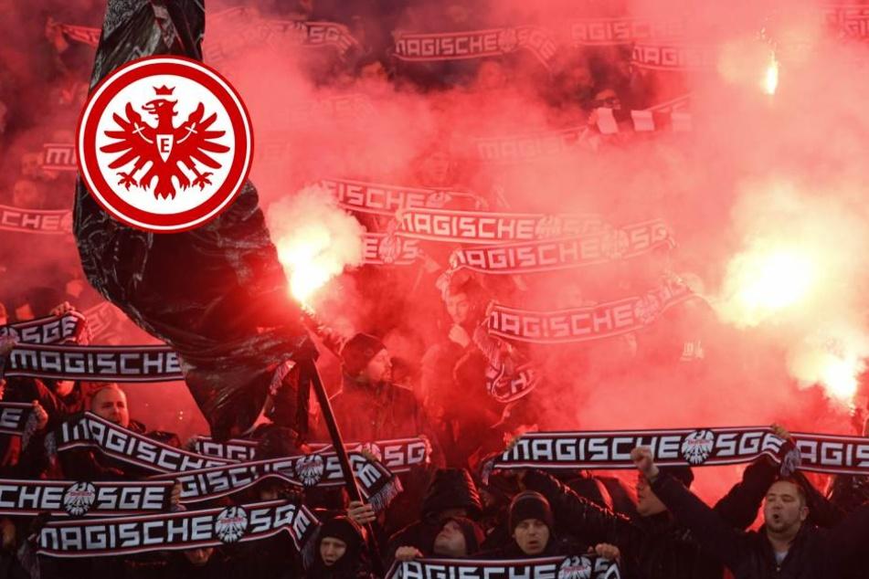 Vor Europa League-Duell gegen Donezk: Der Eintracht droht mächtig Ärger