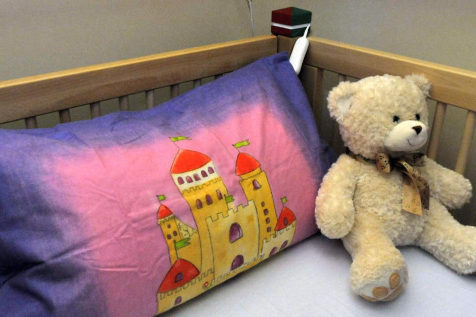 In Eisenach wurde eine Spendenbox für das Kinderhospiz in Tambach-Dietharz geklaut (Symbolbild).