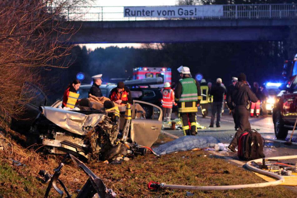 Unfall Neu Isenburg 2 Tote