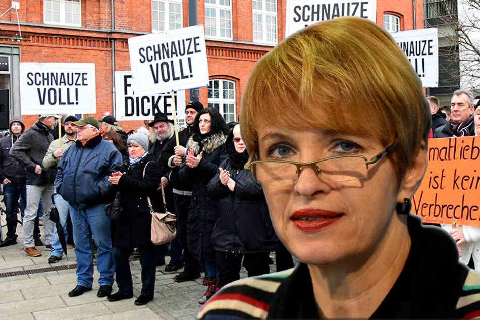 Kulturministerin Martina Münch will gegen das fremdenfeindliche Image der Stadt ankämpfen.
