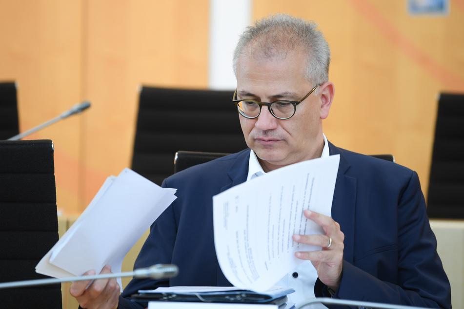 Tarek Al-Wazir (Bündnis 90/Die Grünen) ist Hessens Wirtschaftsminister.