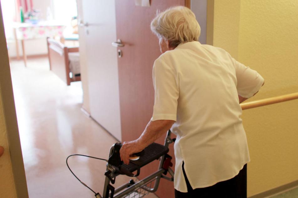 Die Rentnerin reagierte genau richtig (Symbolfoto).