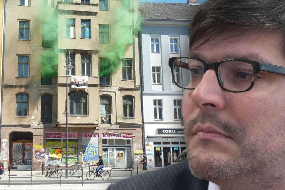 Justizsenator Behrendt: Wohnungsnot legitimiert Hausbesetzung nicht
