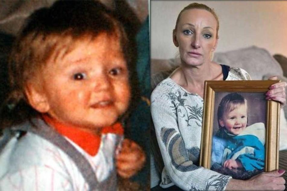 Der 21 Monate alte Ben verschwand 1991 in  Griechenland, seine Mutter sucht seitdem nach ihrem Sohn.
