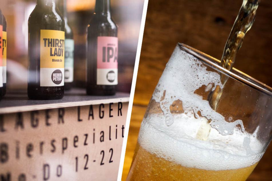 Kampf gegen Rückgang von Bierkonsum: Immer mehr Brauereien in Berlin!