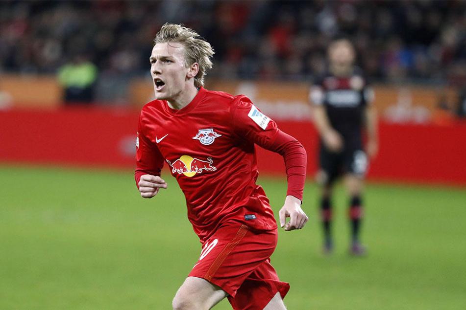 Für RB Leipzig läuft's derzeit richtig rund.