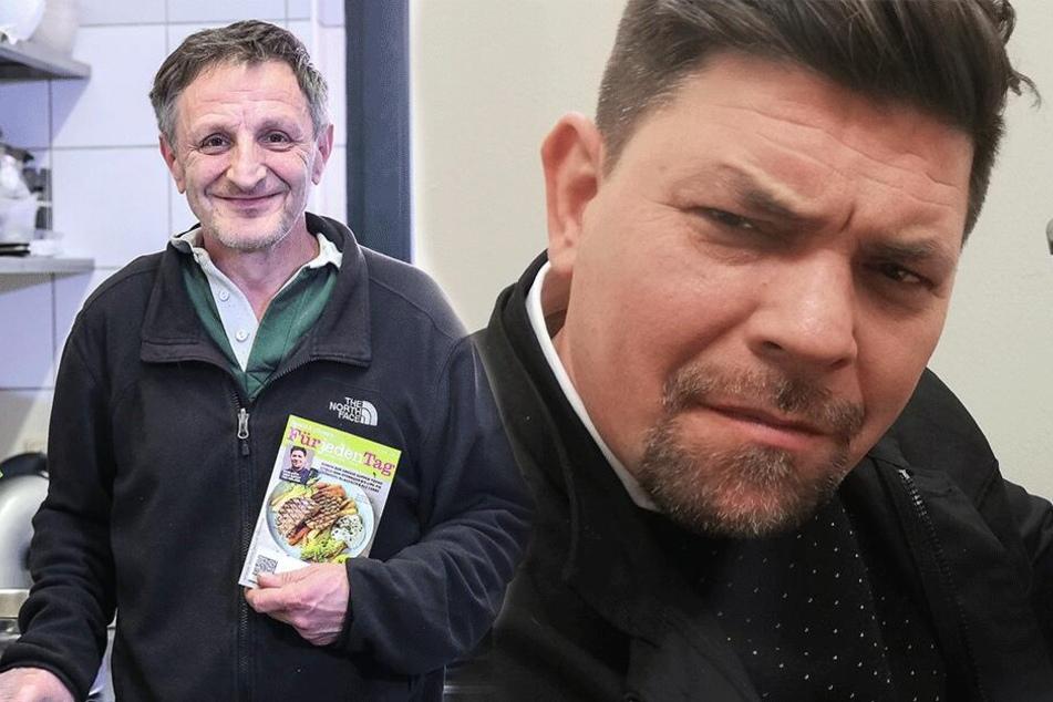 TV-Koch Mälzer gibt kollegiale Nachhilfe für Neustadt-Koch