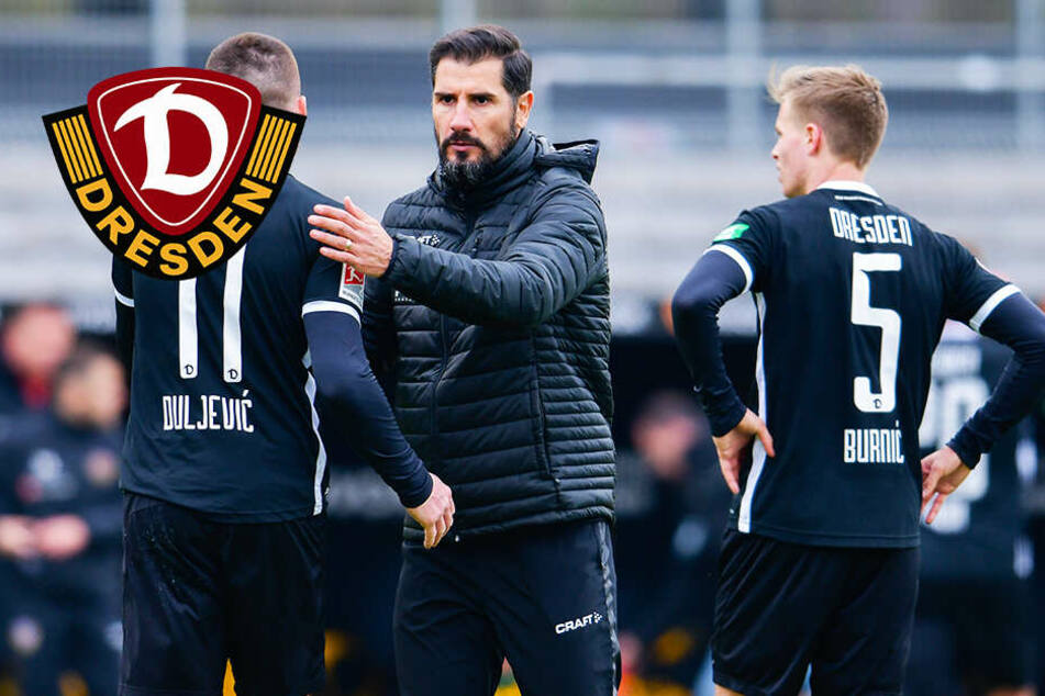 """Dynamo ohne Leidenschaft nicht zweitligareif: """"So kannst du nicht gewinnen"""""""