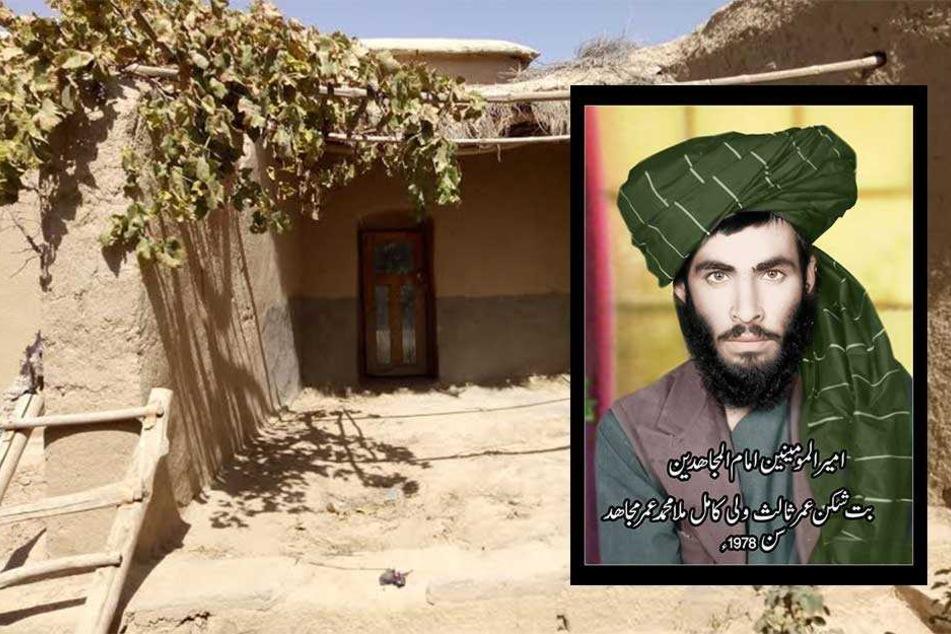 Meistgesuchter Terrorist der Welt versteckte sich direkt neben US-Militär-Basis