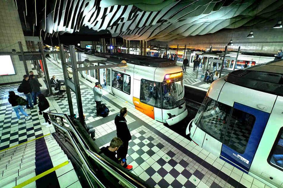 Wird die Stadtbahnlinie 4 im kommenden Jahr erweitert?