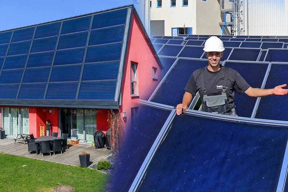 Solarenergie spielt eine immer größere Rolle: Chemnitz zapft die Sonne an