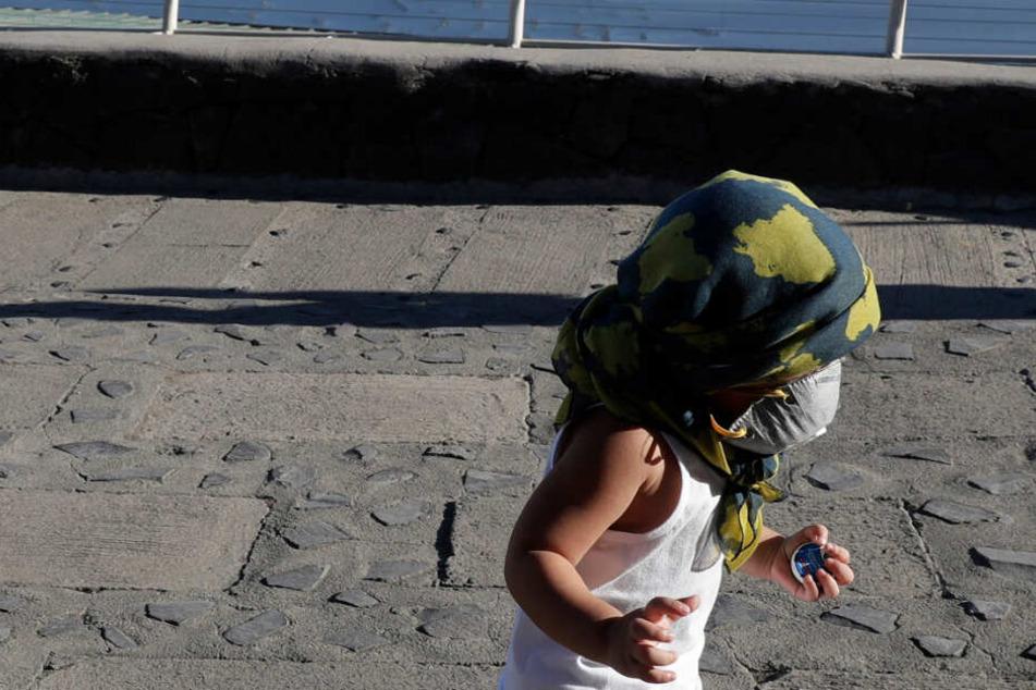 Es regnet Asche und Steine: Philippinischer Vulkan könnte gefährlicher werden