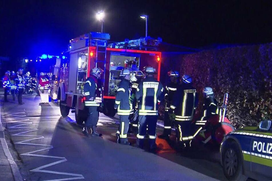 Als die Feuerwehr eintraf, war das Kind schon tot.