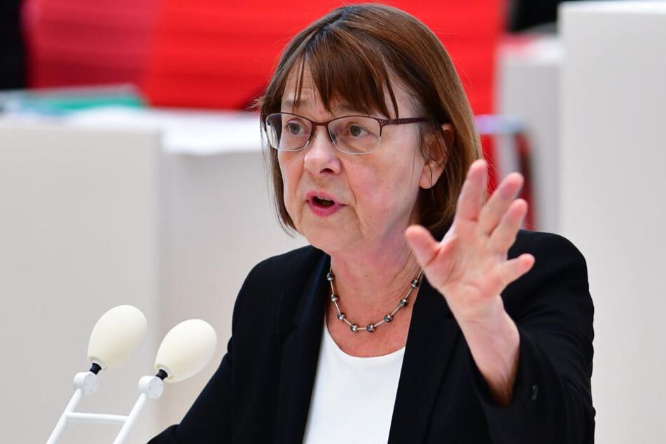 Ursula Nonnemacher (62, Die Grünen) hat einen Einsatzstab zum Coronavirus eingesetzt.