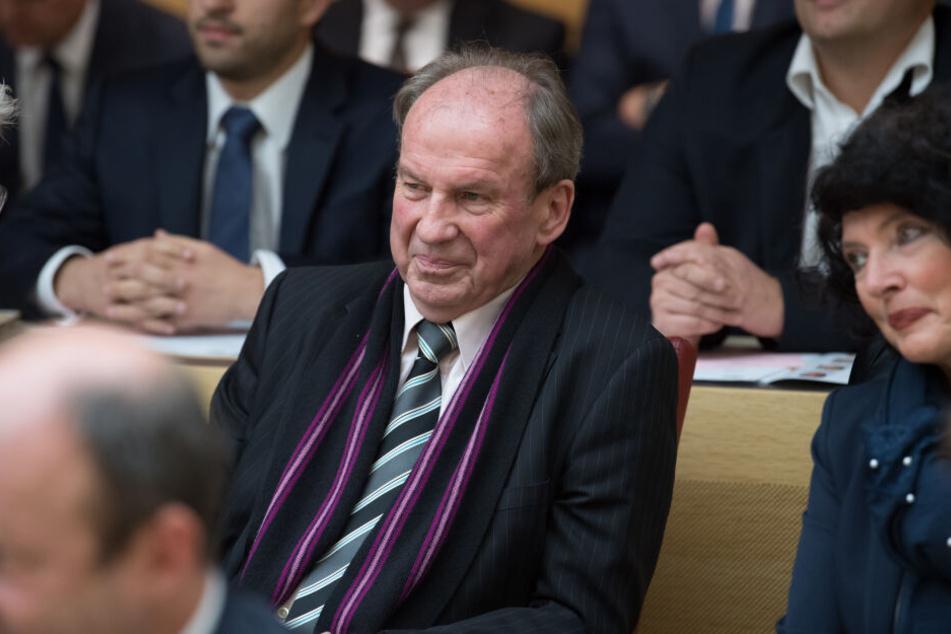Raimund Swoboda ist mittlerweile aus der AfD ausgetreten (Archivbild)