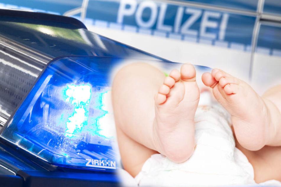 Baby misshandelt? Polizei nimmt 19-jährigen Vater fest
