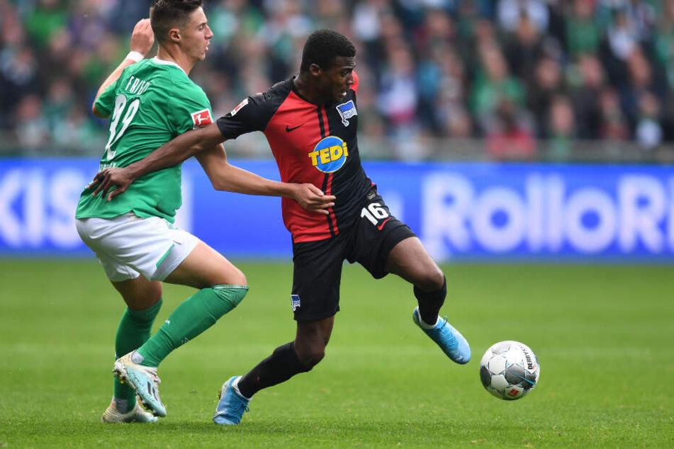 Noch in der Hauptstadt und schon bald in Dortmund? Javairo Dilrosun.