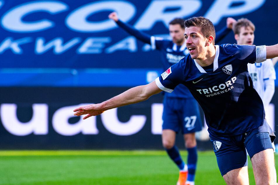 Ex-Dynamo Losilla erlebt mit dem VfL Bochum zweiten Frühling und mutiert zum Torjäger!