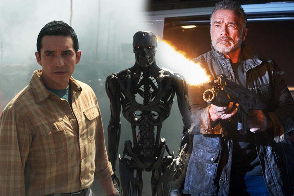 """Action satt: """"Arnie"""" rockt Bombast-Trailer zu """"Terminator: Dark Fate""""!"""