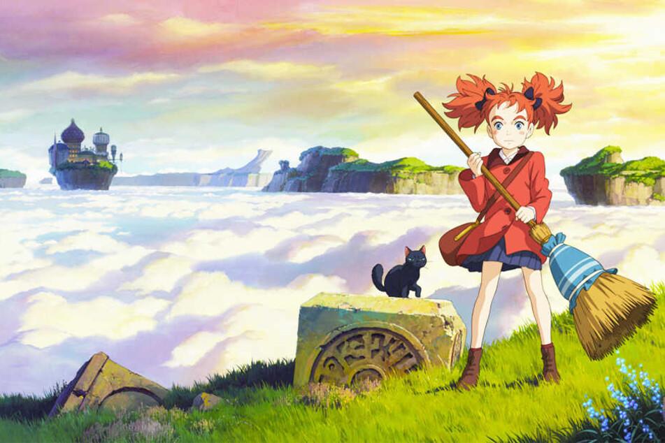 """Zauberhafter Zeichentrickfilm aus Japan: """"Mary und die Blume der Hexen"""""""