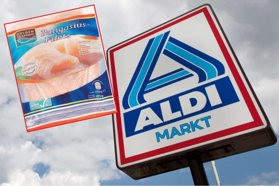 Den Fisch könnt Ihr in jeder Aldi-Nord-Filiale Eurer Wahl zurückgeben.