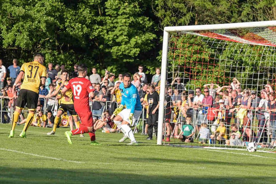 Deutliches Ergebnis: Dynamo besiegte Niesky mit 9:1.