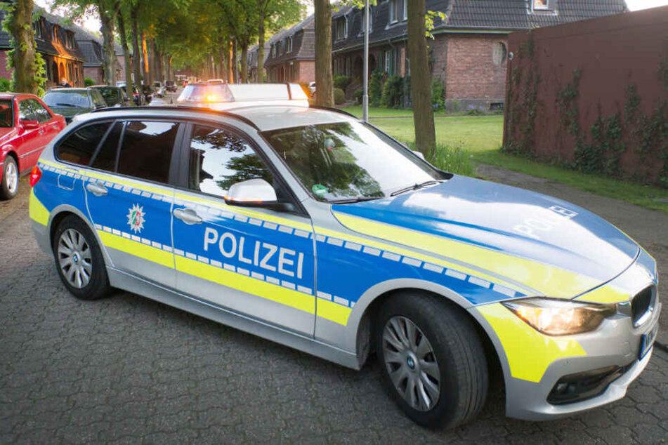 Polizei will Wohnung durchsuchen, doch das entpuppt sich als echte Mutprobe