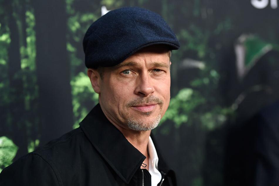 Brad Pitt liegt viel am gemeinsamen Weingut.