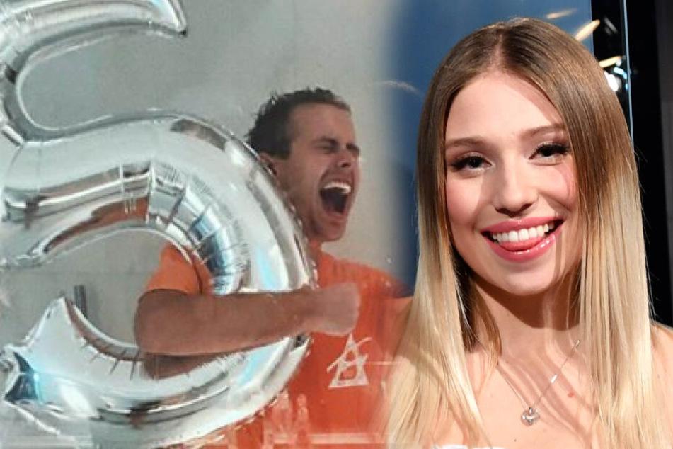 Julian hat 5 Millionen, darüber kann seine Frau Bibi nur lachen!