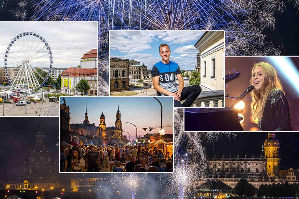 Dresden: Heute startet das Stadtfest: Ob das Wetter am Wochenende mitspielt?