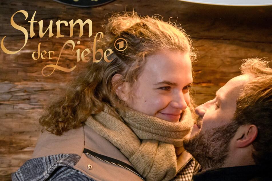 """""""Sturm der Liebe"""": Gerade noch glücklich vereint, kracht es schon bald."""