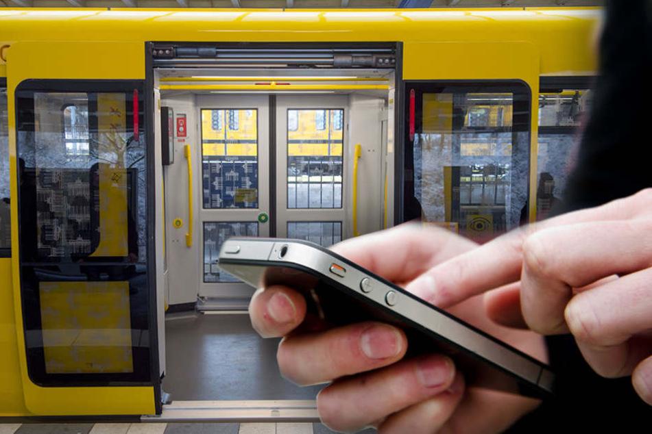 Telekom und Vodafone bieten für ihre Kunden in der U-Bahn nur das langsame GSM-Netz an.