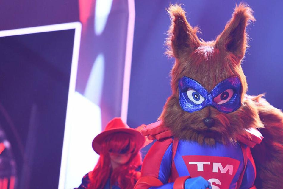 Masked Singer: Dieser Weltstar verbirgt sich hinter dem Eichhörnchen