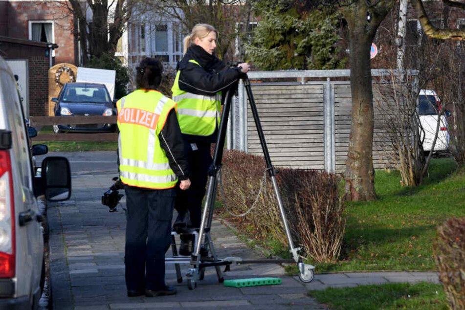 Die Polizei versucht den Tathergang in der Silvesternacht zu rekapitulieren.