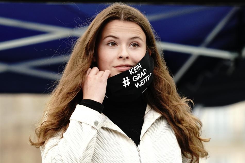 Die Fridays-for-Future-Aktivistin Luisa Neubauer (25) erhebt erneut schwere Vorwürfe gegen die Bundesregierung.