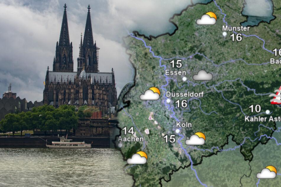 Sommerfrische in NRW: Regen, Wind und kühle Temperaturen!