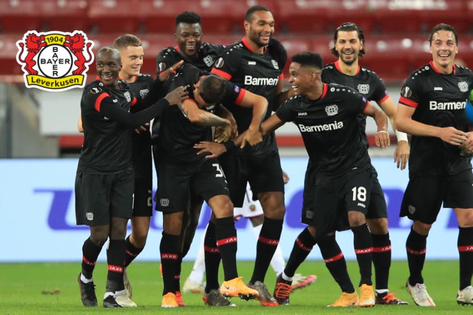 Furios! Bayer Leverkusen startet gegen Nizza mit Kantersieg in die Europa League
