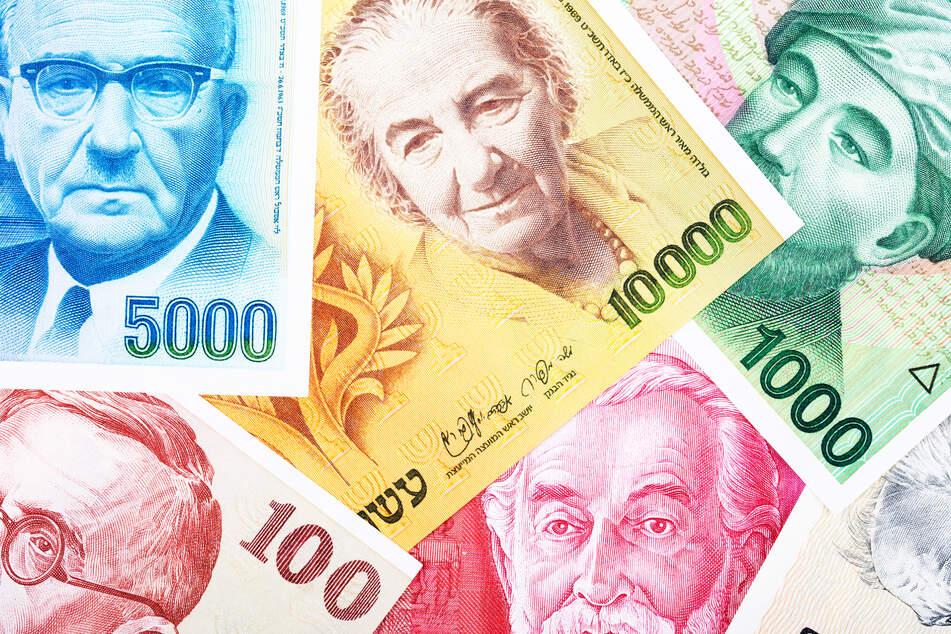 1.000.000.000 israelische Schekel sind einfach so verschwunden. (Symbolbild)