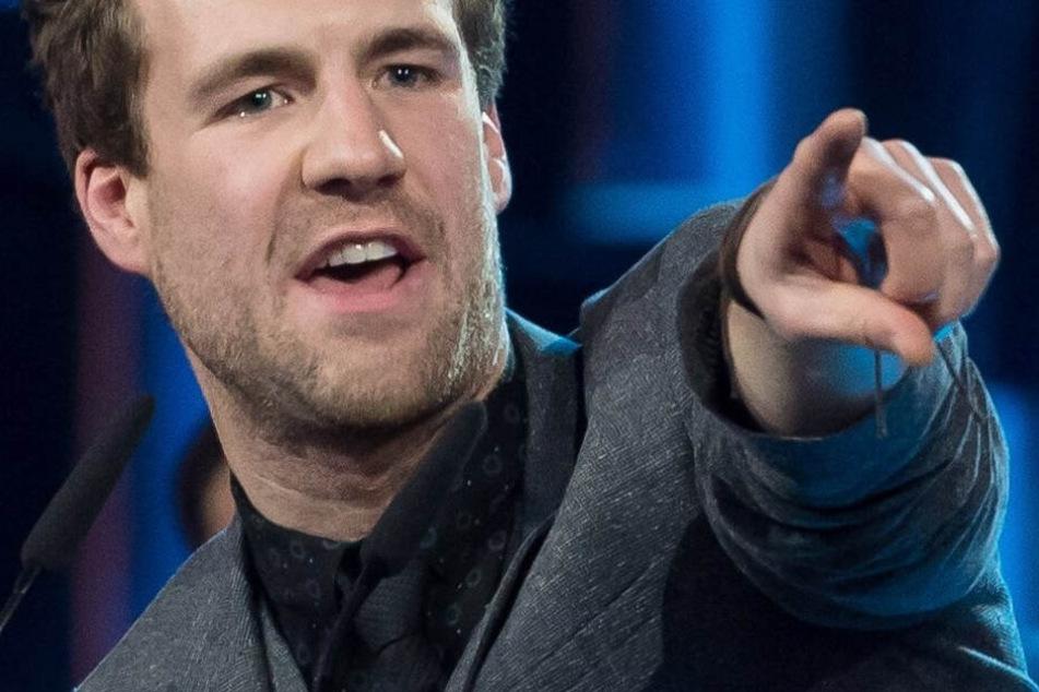 Luke Mockridge ist für den Deutschen Comedypreis nominiert.