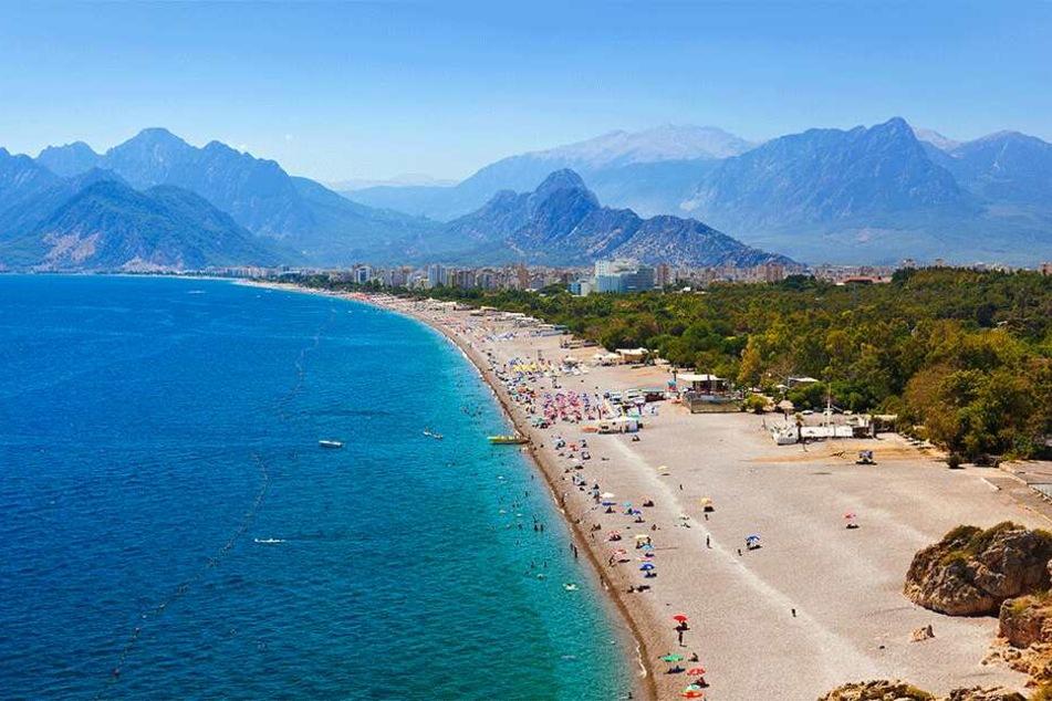 Der 67-Jährige ertrank an der Küste des kleinen Ortes Colakli in Antalya. (Symbolbild)